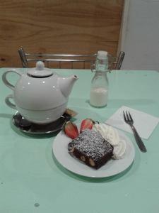 té y tarta